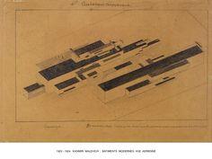 MALEVICH ARCHITECTONES
