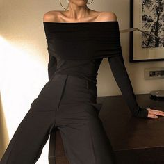 Hottest Pic Business Outfit damen Style, - Business Casual for Women Business Outfit Damen, Business Outfits, Business Casual, Minimalist Outfit, Minimalist Fashion, Black Women Fashion, Look Fashion, Womens Fashion, Winter Fashion