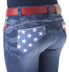 Close up of Stunning Nashville Jean Jodhpurs from Animo Italia's 2013 Spring Summer Collection. Priced at £239 - Click the link http://justriding.com and ask about discounts.