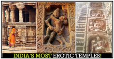 Have a look at some of the most famous erotic temples in India -