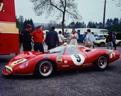 """""""@Stuart_Dent: always thought the '68 @AlanMannRacing Ford P68/F3L is a stunningly good looking piece of kit!  #WEC """""""
