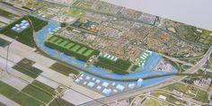 Verkenning en ontwerpstudie voor een ecologische en recreatieve verbindingszone langs het nieuwe tracé van de A9 bij Badhoevedorp, i.s.m. Tauw en i.o.v. Provincie Noord-Holland (2008)