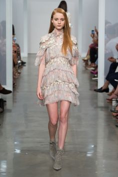 Zimmermann Spring 2017 at NYFW   Fashion Journal