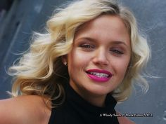 Mark Fisher American Photographer™: A Windy Smile • American Fashion Photographer Mark...