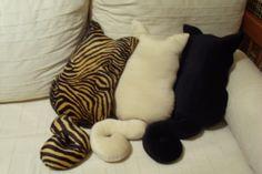 Украшаем интерьер подушками для дивана, диванные подушки своими руками - Ремонт и строительство