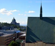 https://flic.kr/p/KPsJcG | Oratoire Saint-Joseph photographié depuis la tour de…