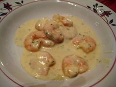 Scampi Sauce, Canned Biscuits, Diner Recipes, Dinner With Friends, Love Food, Entrees, Clean Eating, Food And Drink, Appetizers