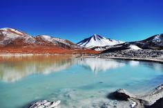 O passeio mais bonito de San Pedro de Atacama: Piedras Rojas e Lagunas Altiplânicas! Clique e descubra o porquê (e se apaixone pelas paisagens)!