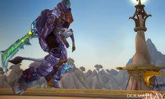 http://www.durmaplay.com/News/16-21-eylul-dreanor-zindanlari-bonus-etkinligi   Video oyun dünyasinin en köklü oyunlarindan birisi olan Blizzard'in çevrim içi rol yapma oyunu World of Warcraft 16-21 Eylül tarihlerinde Dreanor Zindanlari Bonus Etkinligi çerçevesinde oyuncularina aksiyonludakikalar yasatmaya hazirlaniyor  Warcraft serisinin devami olarak gelistirilen ve 2004 yilinda oyuncularla bulusturulan dev MMORPG oyunu World of Warcraft'in düzenledigi Dreanor