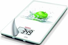 #Küchenwaagen #SOEHNLE #67089 2   Soehnle 67089 2 Küchen-/Diätwaagen  LCD Weiß 230 x 170 x 20 mm Glas Kunststoff     Hier klicken, um weiterzulesen.