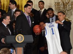 University of Kentucky Wildcats at the Whitehouse