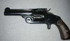 my smith & wesson 2.issue,38sw. as new.   now sold to colletor