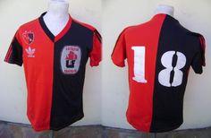 Newell's Old Boys Home football shirt 1988