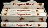 Box of Dragons Blood fragrance incense sticks  A hexagonal box of Dragons Blood fragrance incense sticks. Each box contains 20 sticks- available online or in store  THE PRICE IS FOR ONE BOX OF 20 INCENSE STICKS  APPROX 23CM LONG
