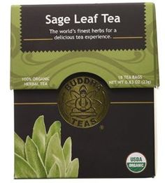 Organic Sage Leaf Tea Kosher Caffeine Free GMOFree 18 Bleach Free Tea Bags *** Check out the image by visiting the link. (This is an affiliate link and I receive a commission for the sales) Sage Herb, Herbal Tea, Caffeine, Health Benefits, Fun Facts, Herbalism, Salvia Officinalis, Herbs, Nutrition