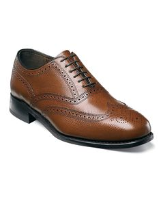 Florsheim Shoes, Lexington Wing Tip Oxford Shoes