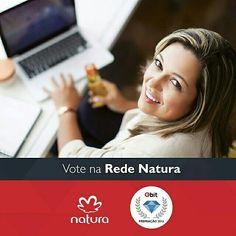 @Regrann from  @adriananatdigital   -  @Regrann from @redenatura -  Mais um motivo de orgulho para a Rede Natura e nossos Consultes Digitais. Estamos concorrendo mais uma vez ao prêmio E-bit de Loja Mais Querida na categoria Cosmético e Perfumaria e Loja Diamante. Quer ajudar a gente a ficar mais próximo do prêmio? Acesse a Rede Natura para saber mais e vote agora! #Regrann link no meu perfil  @adriananatdigital  #Regrann    https://m.rede.natura.net/espaco/adrianacosmeticos