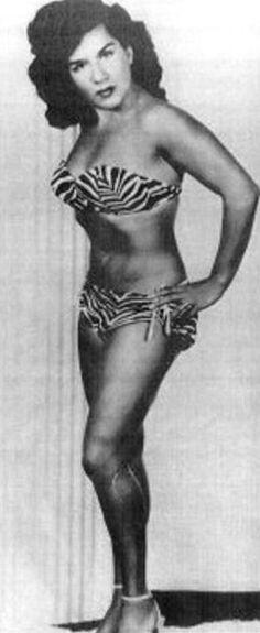 Classic women's pro wrestler Ida Mae Martinez