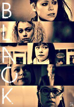 Orphan Black // Sarah Manning // Helena // Alison Hendrix // Rachel Duncan // Cosima Nuehaus // Tatiana Maslany