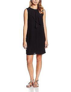 UK Trunks, Black - Schwarz (Black 1), Saint Tropez Women's N6135 Dress NEW