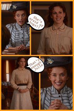 Sisters. #WCTH #julie #elizabeth