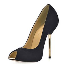 #Sales and great offers - #fashion #Suede #Stiletto, NOW USD $59.99