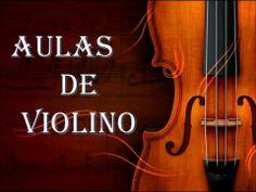 Aulas de Violino - Segunda Parte (Posição do Corpo, Mão Esquerda, Arco, Movimentação) - YouTube