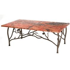 Pine Cocktail Table - Stone County Ironworks