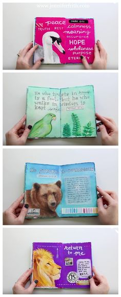 Jenny's Sketchbook: Flip-Through (Sunday Sketches)