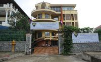 St Clements Institute was licensed by the Royal Government of Kingdom of Cambodia by Sub-Decree No. 150 ANKR.BK - Dated on September 14th, 2012. It offers a range of associate and bachelor degree programs. These are all taught in the Phnom Penh campus.