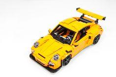 LEGO Porsche 911 GT3 RS (991 2016)   by Malte Dorowski