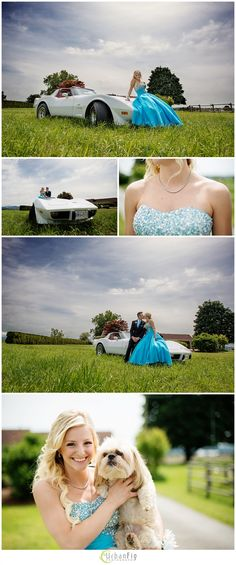Her Jeep and dog Creative Prom Pictures, Prom Pictures Couples, Homecoming Pictures, Grad Pictures, Prom Picture Poses, Prom Poses, Prom Photography Poses, Jeep Photos, Grad Pics