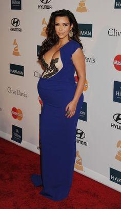 Groundbreaking Maternity Style Rules from Kim Kardashian Kim ♥ #pregnant #style #kimstyle valeryparadise.bl...