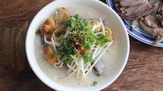 Pork Bone Water cups, add more as needed) 2 Tbsp. Vietnamese Soup, Vietnamese Cuisine, Vietnamese Recipes, Asian Recipes, Ethnic Recipes, Chicken Scarpariello, Longest Recipe, Grandma Cooking, Recipes