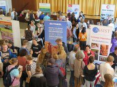 JugendBildungsmesse in #Kiel am 28. Mai 2016 #Schüler