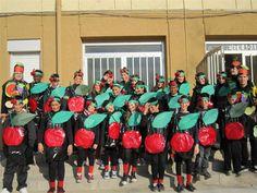 """Carnaval 2010 """" Fruites"""" - Escola Llibertat - Àlbums web de Picasa"""