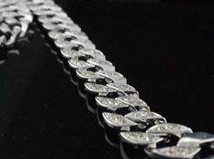 HIP HOP BLING ICED CHAIN