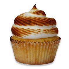 Cupcake citron meringué by Sugar Mama