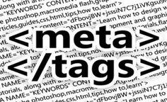 META TAGS  στο Blog