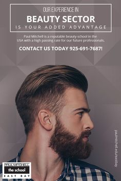 Paul Mitchell is a reputable #beauty school in the #USA with a high passing rate for our future professionals.