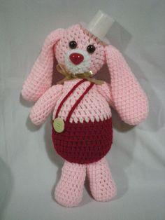 Mr. Rabbit con sombrero