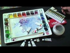 ▶ Tom Lynch at Art Creations: Tips & Techniques Part One - YouTube