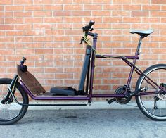 This is the story of an old MTB frame, a newborn daughter, a big love for cycling and how all that eventually led to the creation of a Cargo Bike. It was 2011.Som...