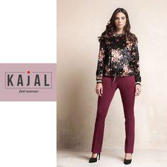 La nuova collezione moda firmata Kajal viene esaltata dal design ricercato 9b1c61aa7a3