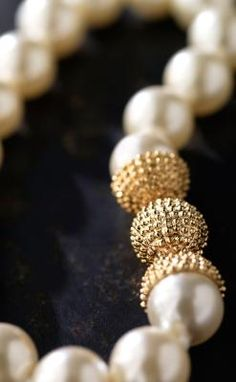 Bling! Bling! Jewelry Pearls