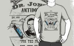Dr. Jones' Antidote - Indiana Jones