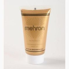 Mehron Fantasy FX Face Paint Tubes - Gold GD (1 oz)
