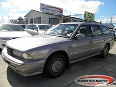 Mitsubishi V3000  For Sale  $2,500.00    Year:   1992  Manufacturer:   Mitsubishi  Model:   V3000   Engine:   2972  Fuel Type:   Petrol  Transmission:   Automatic  Mileage:   189436 km  Exterior Colour:   Silver  Doors:   5  Body Style:   S/W  Stock #:   8389    Features:  Central Locking, Power Windows, Power Steering