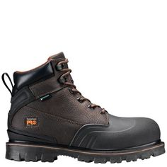 The Timberland PRO Rigmaster steel toe boots are built for exceptional traction. Shop Timberland.com for work boots and work shoes.