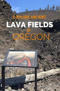 Exploring Lava Lands in Bend, OR with Kids